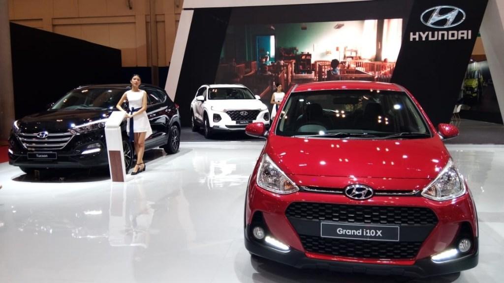Hyundai Suguhkan Promo Menarik Selama GIIAS 2019, Apa Saja?