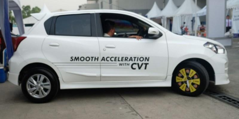 Dapatkan Hadiah Rp 25 Juta Test Drive Datsun di GIIAS 2019