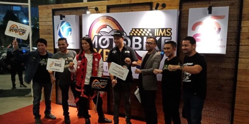 Dyandra Siap Gelar Pameran Motor IIMS Motobike Expo 2019