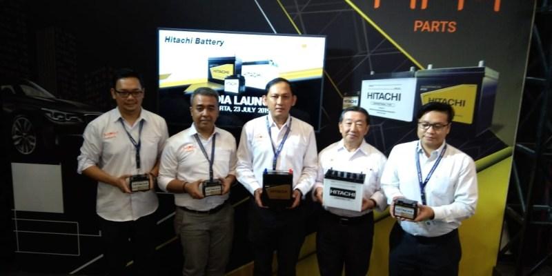 Bersama MPMParts, Hitachi Battery Tegaskan Bisnis di GIIAS 2019