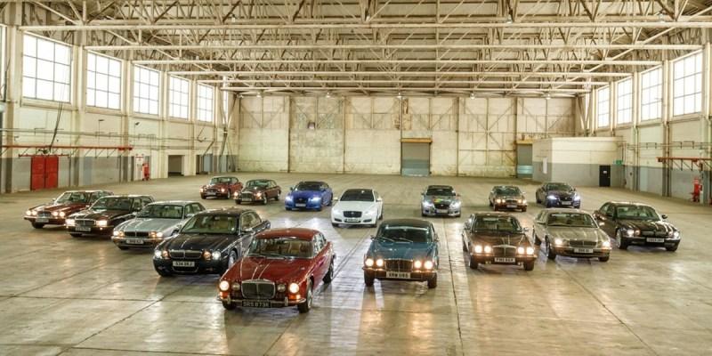 Jaguar XJ, Generasi ke-9 akan Beraliran Listrik