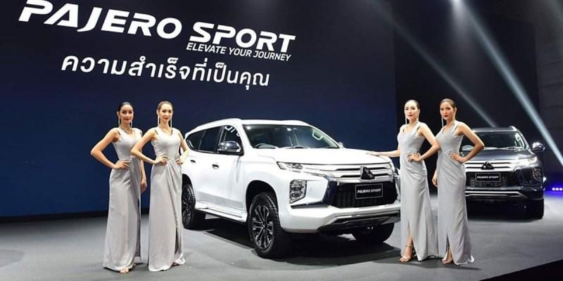 Mitsubishi: Nanti New Pajero Sport akan Masuk Indonesia