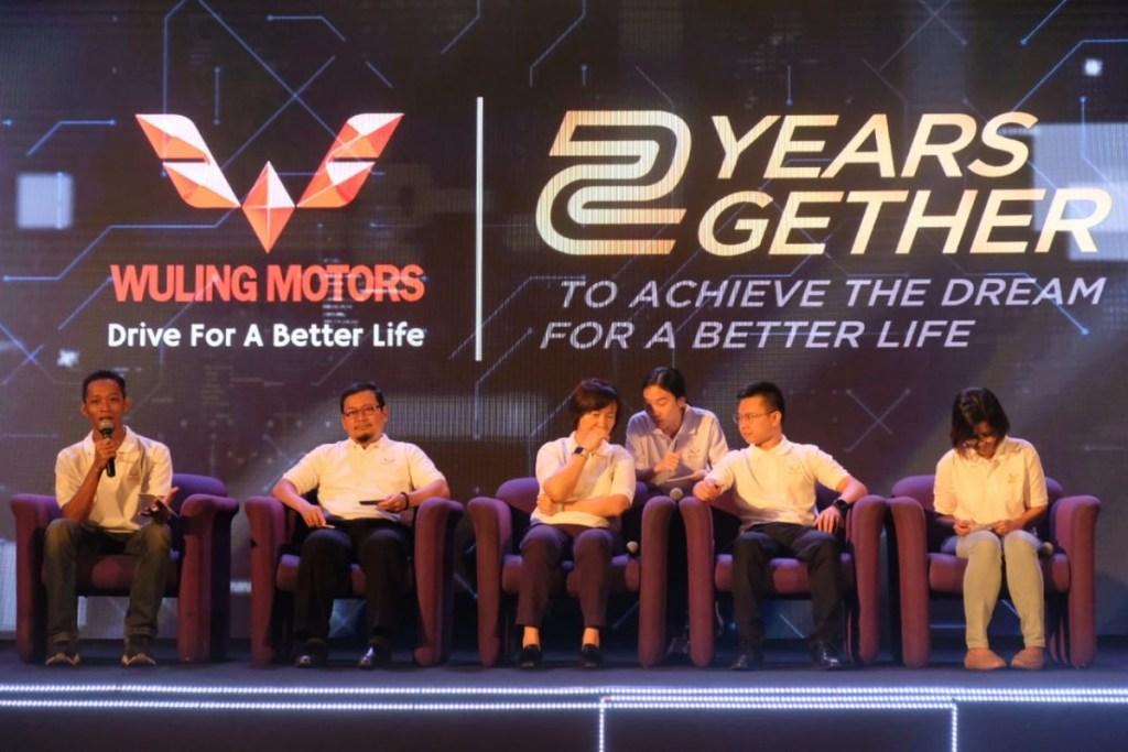 Ini Dia Pencapaian 2 Tahun Wuling Motors Indonesia