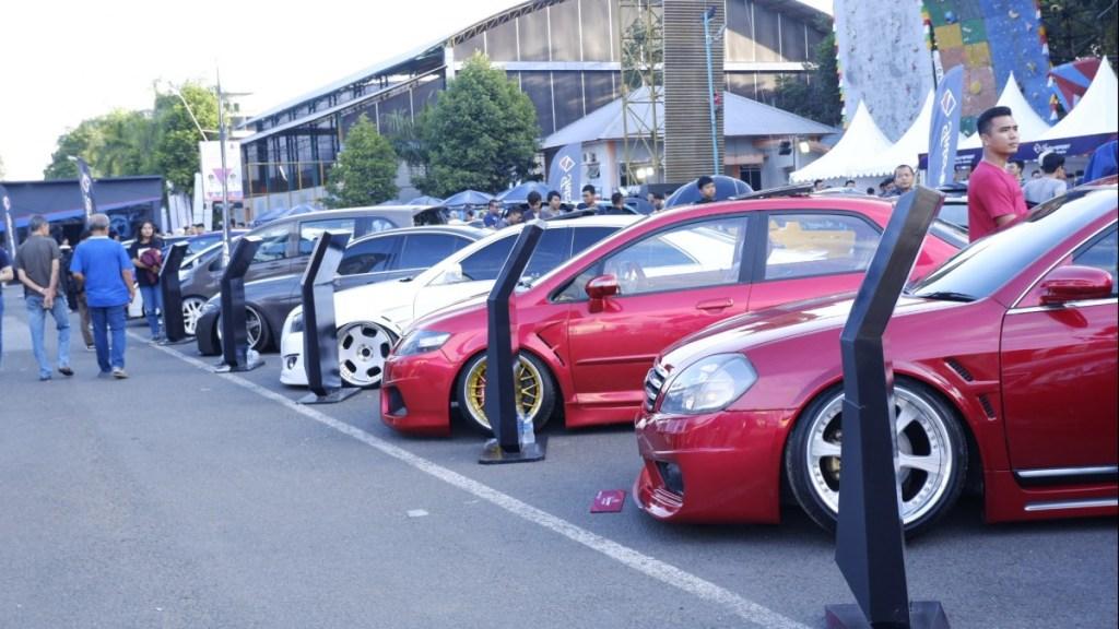 Ini Dia Peserta Intersport Auto Show Purwokerto