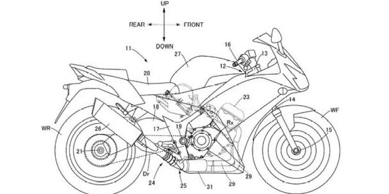 Lawan Ninja 250 Empat Silinder, Honda Siapkan CBR250R Terbaru?