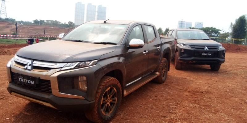 Mitsubishi Pajero Sport dan Triton Aman 'Tenggak' Biodiesel B30