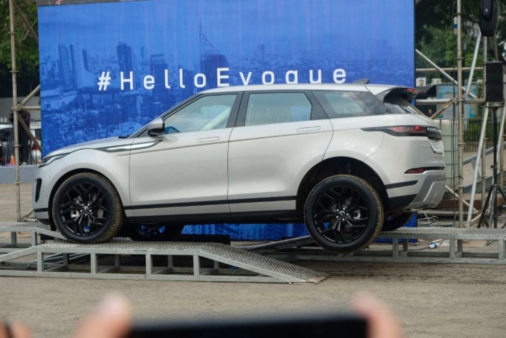 Ini Alasan All New Range Rover Evoque Senilai Rp 1,7 M