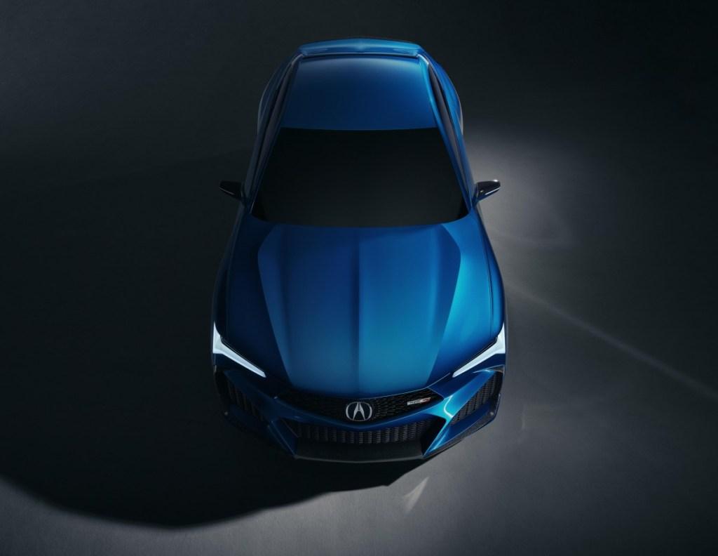 Acura Type S Concept, Mengembalikan Sejatinya Acura