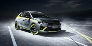 Opel Corsa-e Rally, Menjanjikan Jadi Pereli Profesional