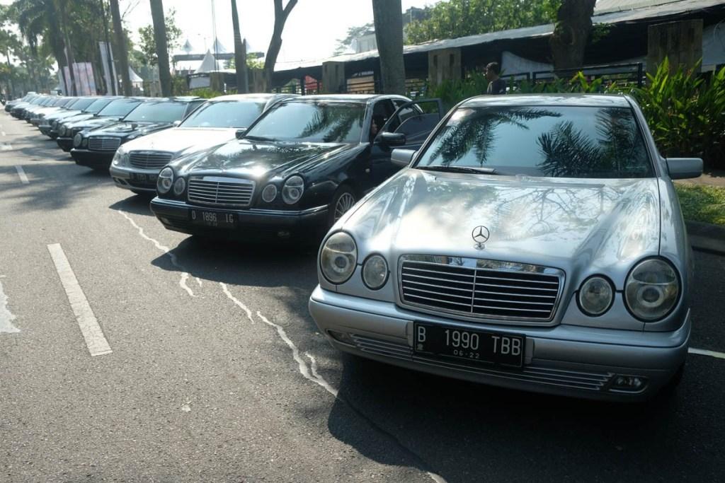 Highlight Dari Ajang Merceday Benz ke-4