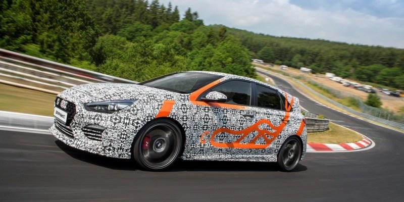 Hyundai i30 N Project C akan Menggebrak Frankfurt