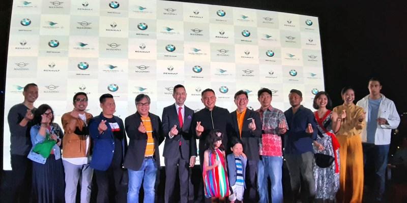 Tiga Kendaraan Ini 'Bintang' di Video Keselamatan Garuda Indonesia