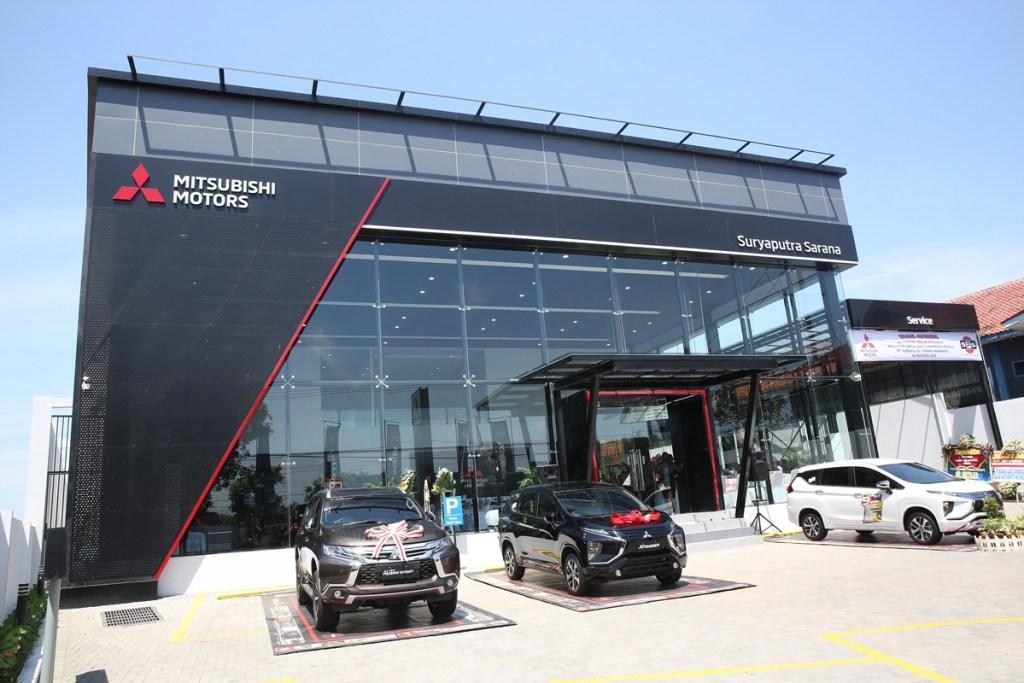 Mitsubishi Kini Punya Diler Kendaraan Penumpang di Indramayu