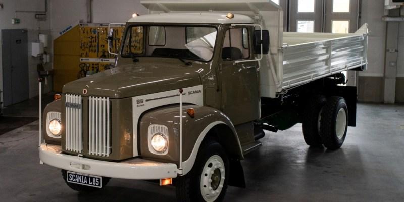 Scania L85 Super, Pengalaman Unik Merestorasi