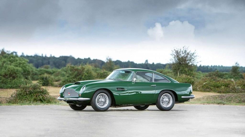 Aston Martin DB4 GT Ini Milik Pencetak Kecepatan Air dan Jalanan