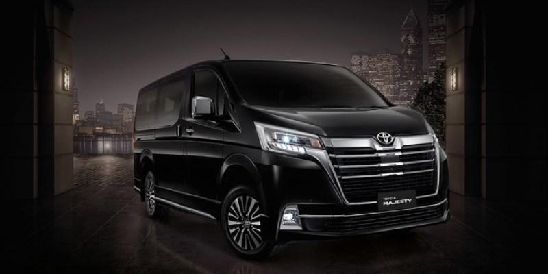Toyota Luncurkan MPV Mewah Majesty, Comot dari Platform HiAce