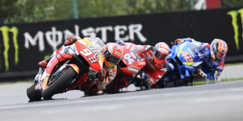 Hasil MotoGP Ceko: Marquez Tetap Berkuasa