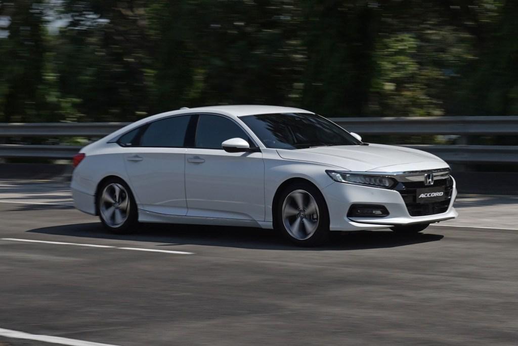 All New Honda Accord Berevolusi Standar Kemewahan Tertinggi
