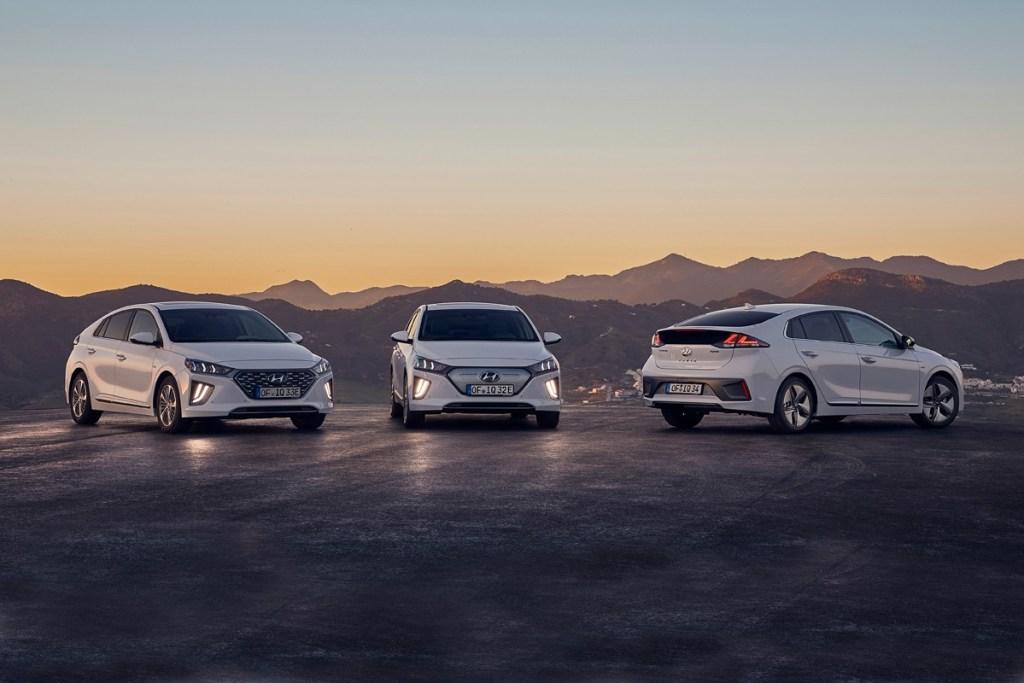 Hyundai Ioniq Terbaru Pertahankan Euro NCAP
