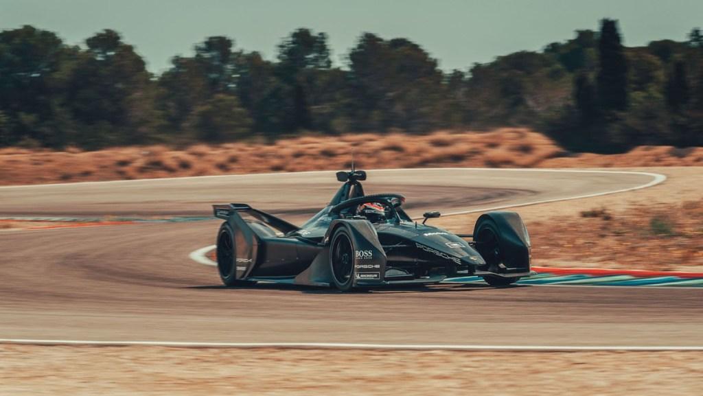 Porsche Sudah Siap Ikut Balap Formula E