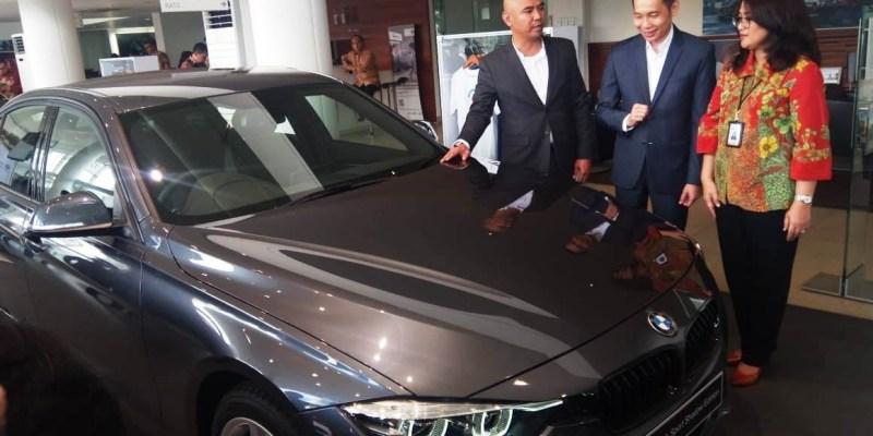 Kolaborasi BRI Finance dan BMW Astra Tarik Peminat BMW Seri 3