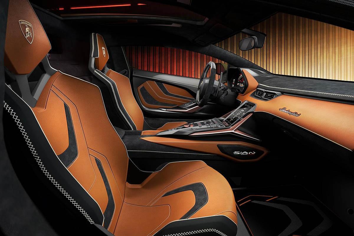 Lamborghini Sian Siap Debut Perdana di Frankfurt