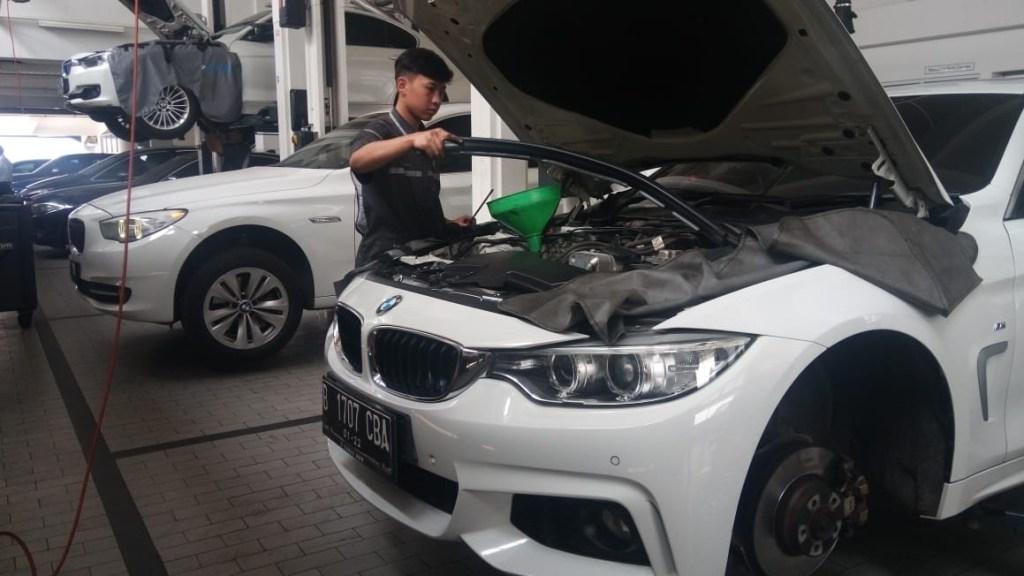 BMW Astra Siapkan Armada Untuk Jemput Kendaraan Terkena Banjir
