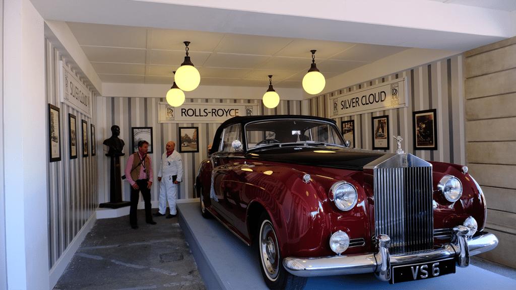 Berbagai Mobil Klasik nan Ikonik di Goodwood Revival 2019