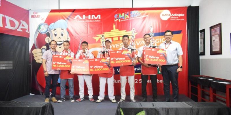 DAM Jaring 5000 Siswa SMK untuk Mencari Teknisi Terbaik