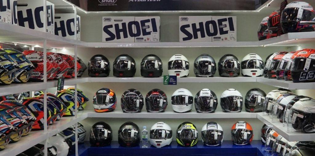 Lebih Akrab dengan Helm Shoei yang Sudah Berlogo SNI