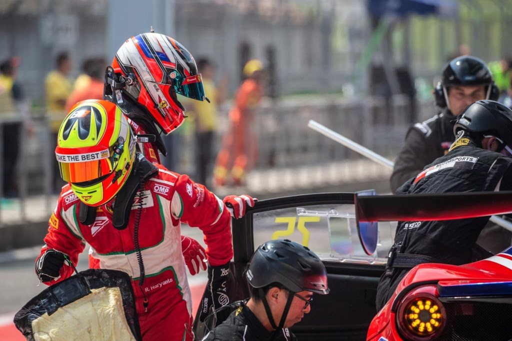 T2 Motorsport Siap Berlaga di Asian LeMans Series 2019/2020