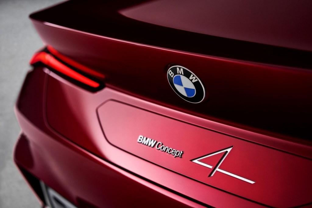 BMW Concept 4, Mengusung Detail Legendaris