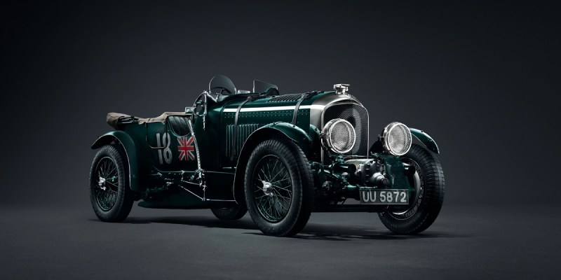 Edan, 12 Unit Bentley 'Team Blower' akan Dibuat Lagi!