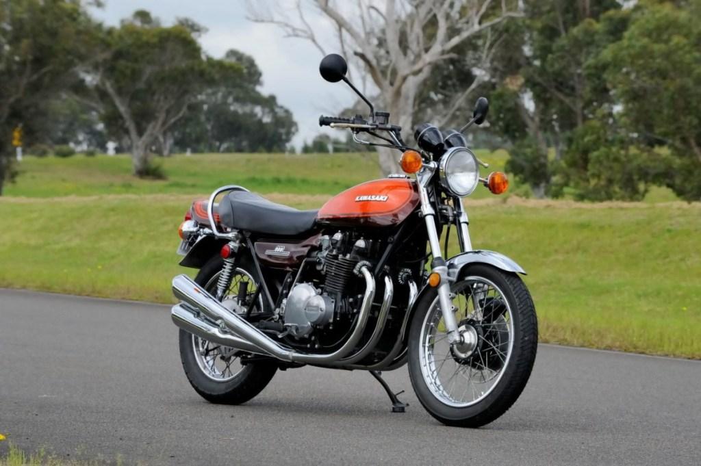 Kawasaki Z1 1972, Generasi Pertama Z-Series yang Sangat Ikonik