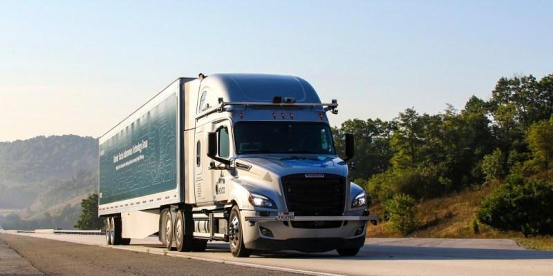 Truk Otonom dari Daimler Trucks dan Torc Robotics