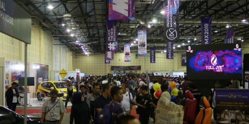 Ini Program Menarik di Indonesia Modification Expo 2019