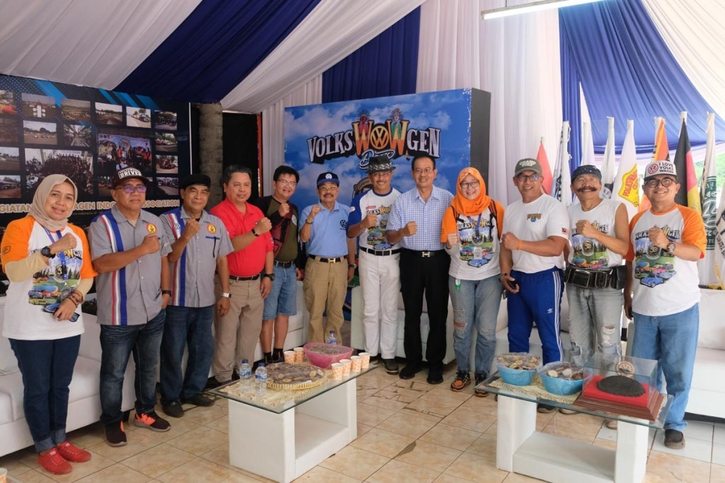 Highlight Jamnas Volkswagen Indonesia ke-50
