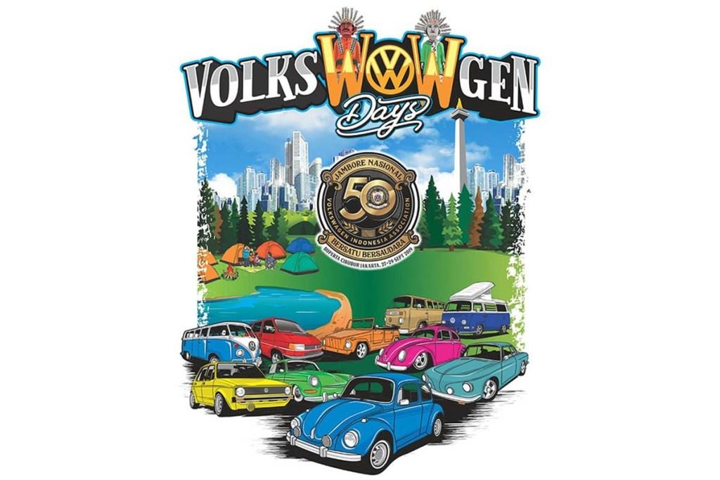 Banyak Kegiatan Akan Ramaikan Jamnas ke-50 VW Indonesia