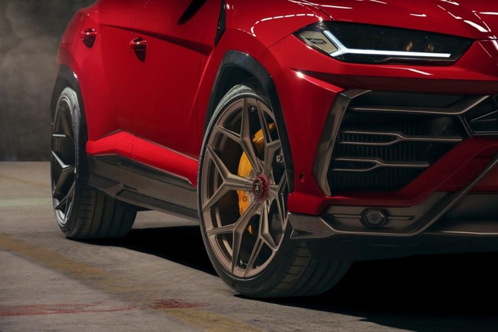 Lamborghini Urus Bikin Penasaran Novitec