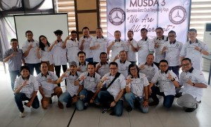 Gelar Musda ke-3, MBCTR Pilih Presiden Periode 2019-2021