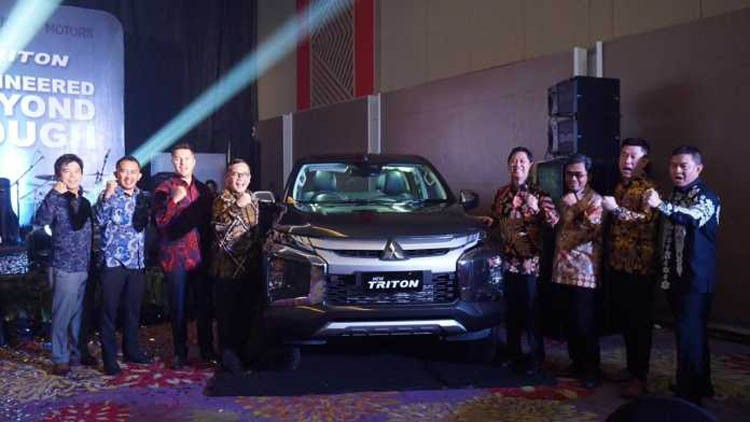 'New TRITON Customer Gathering' di Makassar