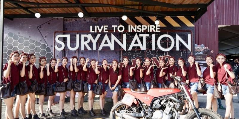 Suryanation Motorland 2019 Seri Ketiga Akhir Pekan Ini di Makassar