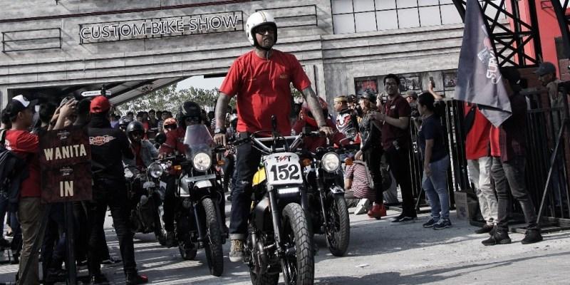 31 Ribu Bikers Banjiri Suryanation Motorland Makassar