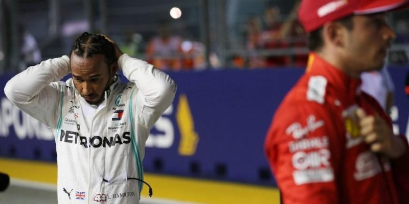 Kualifikasi F1 Singapura 2019: Akibat Hamilton Tak Indahkan Ferrari