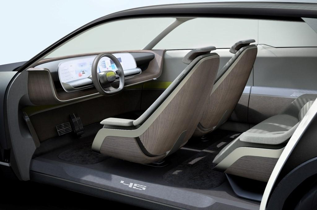 Hyundai 45 EV Concept, 'Deja vu' Turin 1974