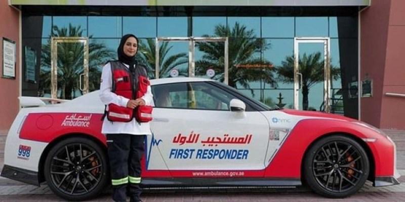 Dua Supercar Ini Jadi Ambulans di Dubai