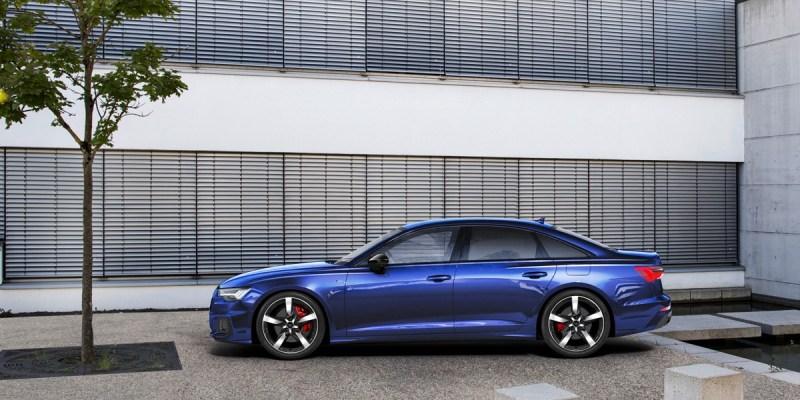 Audi A6 55 TFSI e quattro, Andalkan Plug-in Hybrid