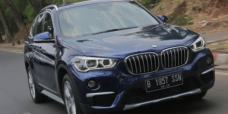BMW Gelar Customer Safety Driving Experience