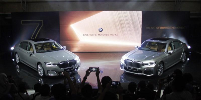 BMW Seri 7 Terbaru, Lebih Elegan dan Inovatif