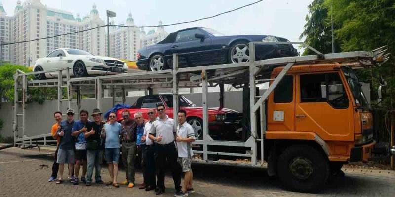 Persiapan Peserta MBSL Bali Cabrio Gateway 2019